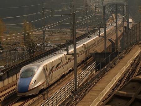 E7系かがやき 北陸新幹線新高岡~金沢