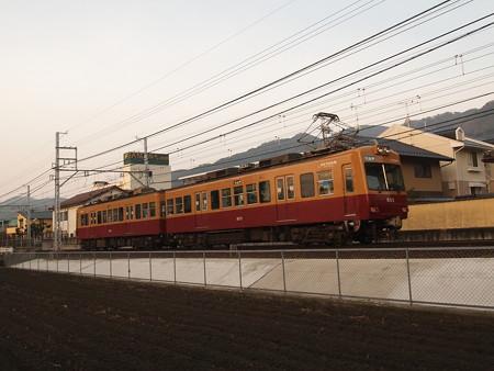 京阪600形 京阪石山坂本線近江神宮~皇子山01