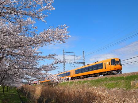 近鉄22000系京橿特急 近鉄京都線大和西大寺駅01