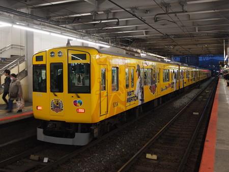 阪神9000系普通  近鉄京都線大和西大寺駅02