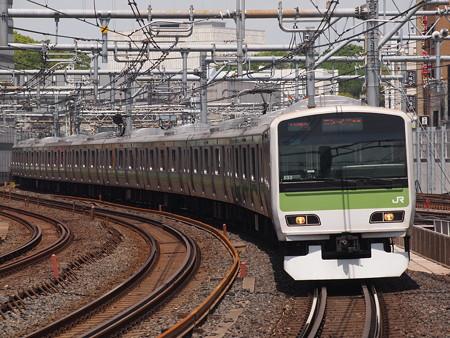 E231系 山手線御徒町駅02