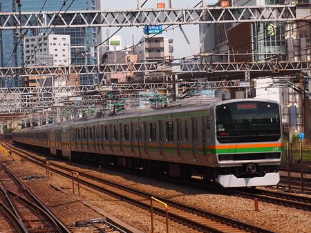 E231系普通東海道本線新橋~品川03