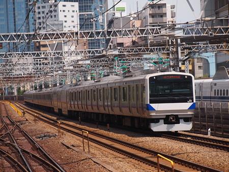 E531系 上野東京ライン東海道本線新橋~品川01