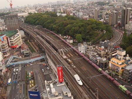 E4系とき 東北新幹線上野~大宮