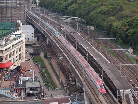 E6系こまち 東北新幹線上野~大宮