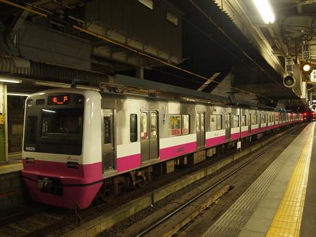新京成N800形 京成津田沼駅01