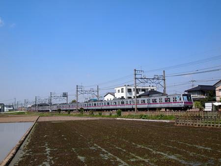 メトロ8000系急行 東武伊勢崎線東武動物公園前~姫宮01