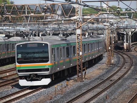 E231系普通 東北本線上野~尾久01