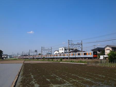 東武50050系急行 東武伊勢崎線東武動物公園前~姫宮02