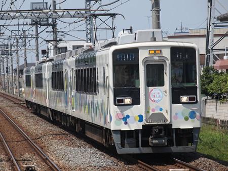 スカイツリートレイン 東武伊勢崎線姫宮駅