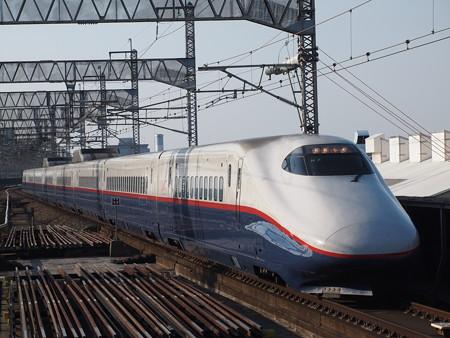 E2系あさま 上越新幹線大宮駅