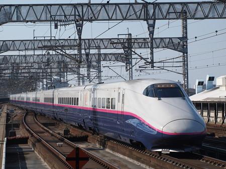 E2系やまびこ   東北新幹線大宮駅02