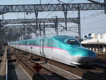 E5系はやぶさ 東北新幹線大宮駅