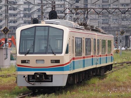 近江鉄道700系 近江鉄道本線彦根駅04