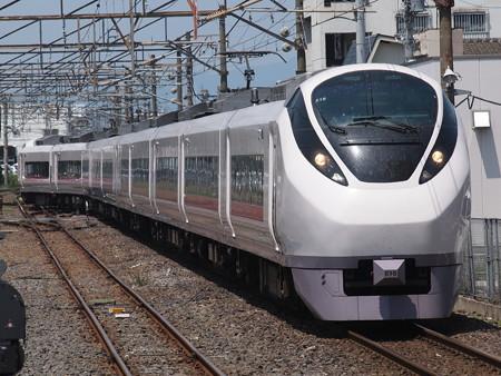 E657系特急ときわ常磐線勝田駅01