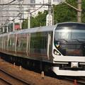 E257系特急かいじ 中央本線西国分寺駅