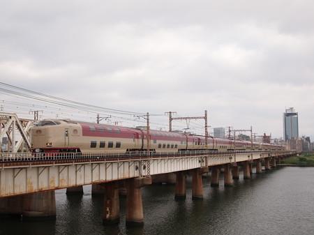 285系サンライズエクスプレス 東海道本線新大阪~大阪01