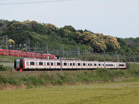名鉄2200系特急    名古屋本線山中~藤川01