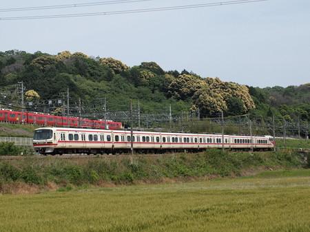 名鉄1300系特急    名古屋本線山中~藤川01
