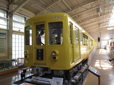 名古屋市営地下鉄100形 レトロでんしゃ館01