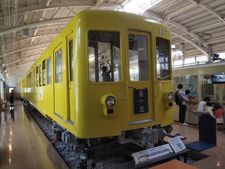名古屋市営地下鉄100形 レトロでんしゃ館02