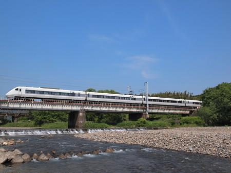 681系特急しらさぎ 北陸本線河毛~高月06