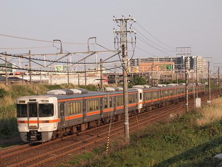 313系特別快速 東海道本線稲沢~尾張一宮01