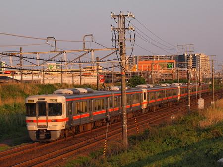 313系特別快速 東海道本線稲沢~尾張一宮03