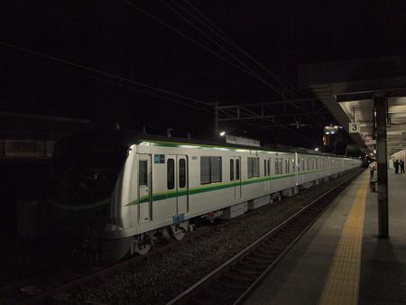 メトロ16000系甲種 東海道本線安城駅02