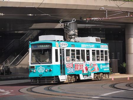 豊橋鉄道モ3500形 駅前~駅前大通01