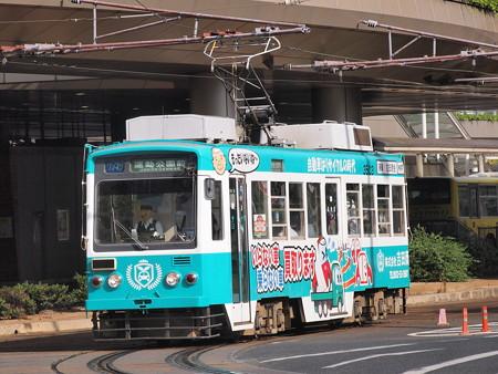 豊橋鉄道モ3500形 駅前~駅前大通02