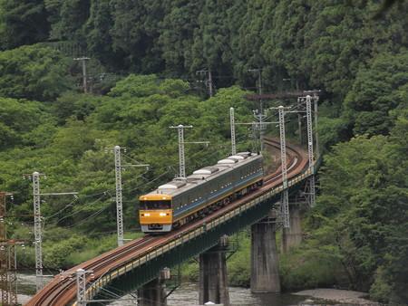 キヤ95 飯田線向市場~城西01