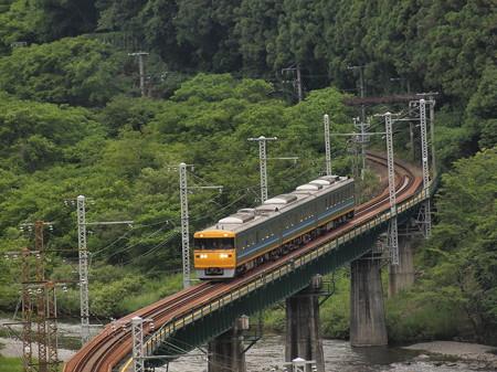 キヤ95 飯田線向市場~城西03