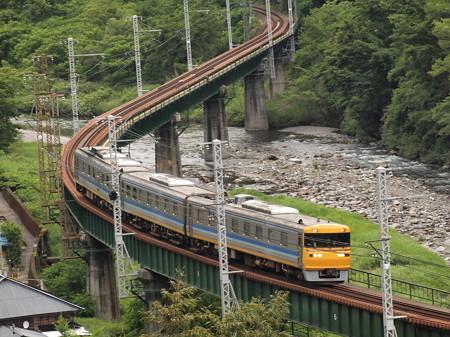 キヤ95 飯田線向市場~城西05