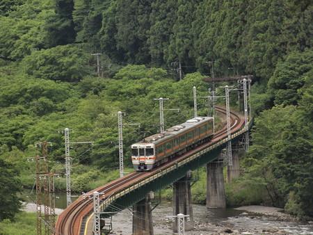 313系普通 飯田線向市場~城西03