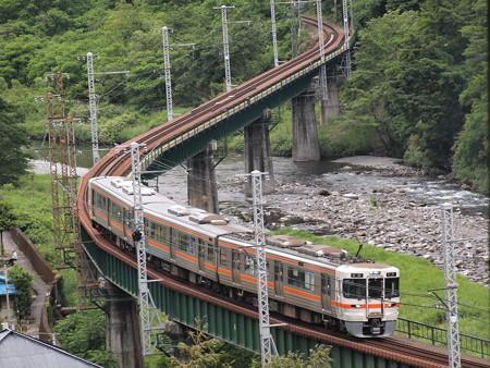 313系普通 飯田線向市場~城西05