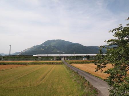 N700系のぞみ   東海道新幹線米原~岐阜羽島03
