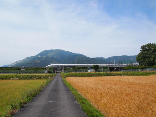 700系こだま   東海道新幹線米原~岐阜羽島02