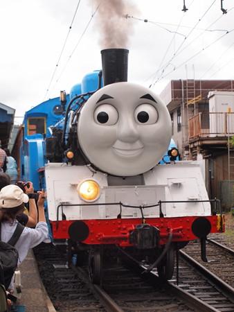 C11きかんしゃトーマス号 大井川鐵道新金谷駅04