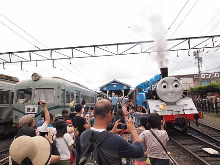 C11きかんしゃトーマス号 大井川鐵道新金谷駅07