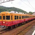 Photos: 京阪旧3000系   大井川鐵道家山駅01
