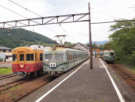 京阪旧3000系   大井川鐵道家山駅03