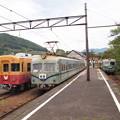 Photos: 京阪旧3000系   大井川鐵道家山駅03