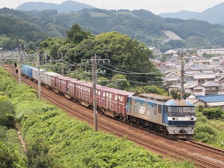 EF210貨物 東海道本線金谷~島田
