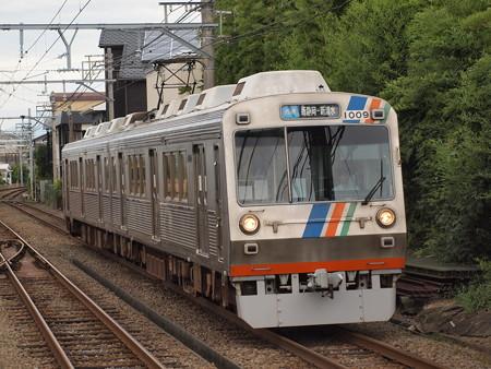 静岡鉄道1000形  長沼駅01