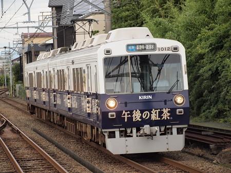 静岡鉄道1000形  長沼駅02