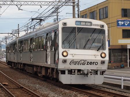 静岡鉄道1000形  長沼~柚木01
