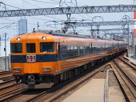 近鉄12600系回送 近鉄名古屋線八田駅
