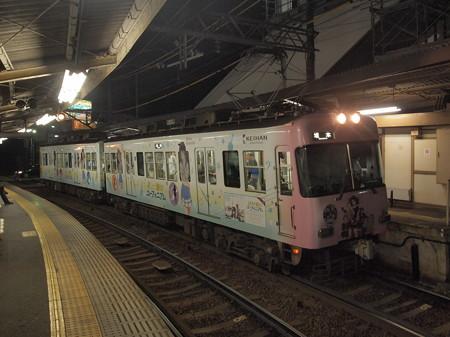 京阪600形 石山坂本線京阪膳所駅02