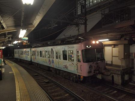 京阪600形 石山坂本線京阪膳所駅03